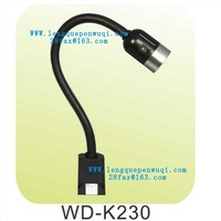 LED cnc machine working lamps  LG-K230 2W  90V-260V 15x580mm High power No burning life span of usage is long