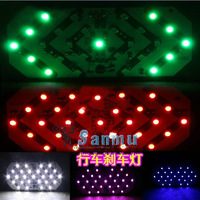 Bikes brake lights motorcycle refires pieces led brake light