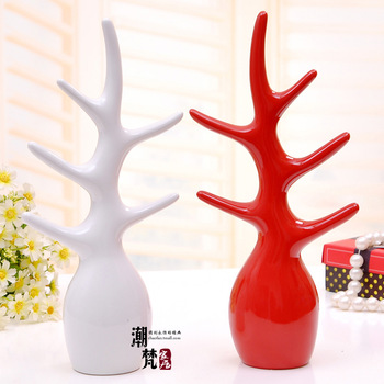 New house decoration home accessories decoration ceramic crafts wedding gifts