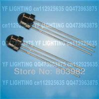 Good quality IR remote control 4.8mm wide angle IR receiver 2.5-5.5V 15-18Meter