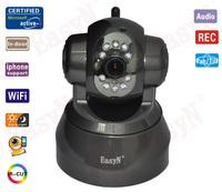 Wireless WiFi Pan Tilt Network IR Night Vision Security Surveillance IP Camera