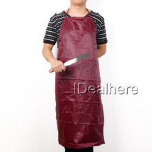 waterproof kitchen apron promotion