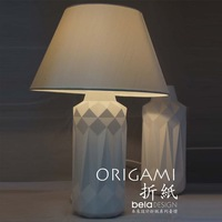 Creative lamp - edges and corners