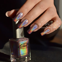 Color ring girl club color oil nail polish diamond laser 980 skin color