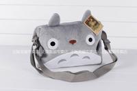 Anime Hayao Miyazaki Totoro Hairs Messager Bag Handbag  School Bag FREE SHIPPING