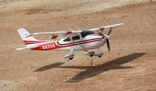 Free shipping RC airplanes RC cessna 182 RTF radios RC Planes 2 4Ghz 6CH radios control