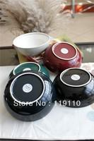 Tableware  ceramic bowl noodle bowl rice bowl salad bowl 5-color