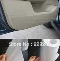 Free shipping Mandatory car car scratch anti-rub rhino rhinoceros skin protective film kraft foil doorknob door 15cm