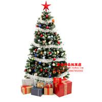 Christmas decoration luxury encryption pvc christmas tree 180cm general christmas tree accessories  =sds180-1