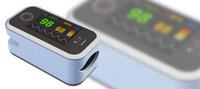 Free Shipping +CMS50H Black Fingertip Pulse Oximeter