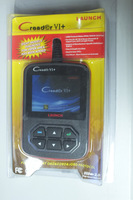 Original Launch Creader VI+ Code scanner