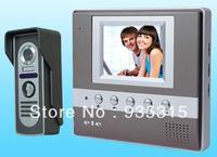 """3.5"""" DIGITAL WIREVIDEO DOOR PHONE 608C"""