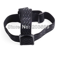 Wholesale Elastic Adjustable Head Strap for Gopro Hero 3 2 1with Anti-slide Glue Like Original One, Gopro Accessories GP23