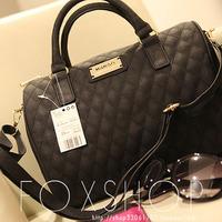 hot sales! new 2014 mango women pu leather handbags womenhandbag designer brand vintage shoulder bag messenger shipping