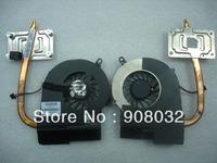Laptop CPU Cooling Fan For HP COMPAQ CQ58 With Heatsink  PN 688306-001 MF75120V1-C130-S9A