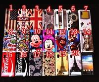 20 styles,skull Effiel tower CD tape super mario Game HAHA UK USA flag plastic hard case for LG Optimus L5 E610,free shipping