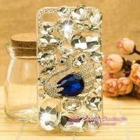 For blackberry   9700 9800 9780 9810 rhinestone phone case outerwear diy