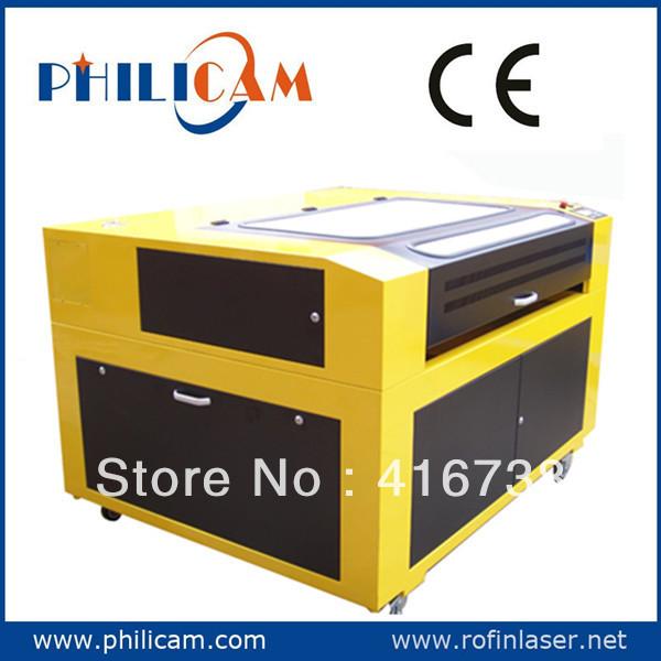New! Laser cutting/engraving machine, cnc laser cutting machine sealed co2 laser tube(China (Mainland))