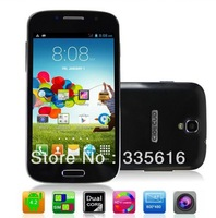 "freeshipping Card Y9190 MINI S4 4.3"" Android 4.2 MT6572 Dual Core 1.2G Dual Sim Quad Bands WCDMA/GPS/WIFI Capacitive Smart phone"