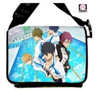 Free! - Iwatobi Swim Club cosplay school shoulder bag fashion Messenger Bags anime New