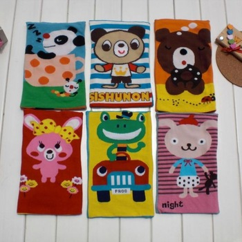 kid & baby Cartoon child baby belly protection roll burp cloth umbilical cord care apron baby supplies  original