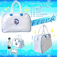 Free! - Iwatobi Swim Club cosplay school students sports bag shoulder bags