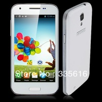 "newest Card Y9190 MINI S4 4.3"" Android 4.2 MT6572 Dual Core 1.2G Dual Sim Quad Bands WCDMA/GPS/WIFI Capacitive Smart phone"