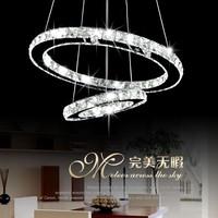 free shipping Living room lights modern brief led lighting living room ceiling crystal lighting restaurant lamp