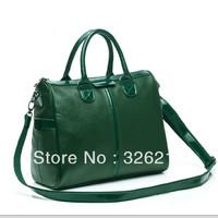 Hot selling 2013 women's bag genuine leather handbag messenger bag