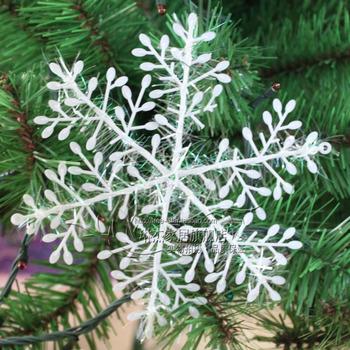 Christmas 15cm multicolour line snowflakes 1 bag 3 christmas tree  =sdZ2