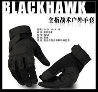 Free Shipping Black Hawk Motorcycle Bicycle Motorbike Motocross racing racer tactics gloves