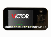 Pocket type oscilloscope VICTOR 101 handheld and wave VC101 table and wave form