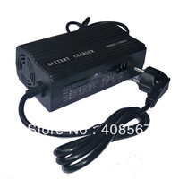 58.4 Volt Lithium Ion Charger for 48V LiFePO4 battery packs for electric bikes
