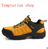 Male breathable hiking shoes outdoor shoes female waterproof outdoor sport shoes free shipping