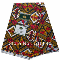 100% cotton african guaranteed dutch wax print hollandis fabric,christmas fabrics for sale AMY125