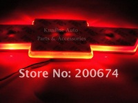 Free Shipping ! 18months warranty car led logo for Chevrolet