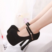 2013 New Elegant Japanned Leather Platform High-Heeled Pumps Wedding Shoes Women's Pumps