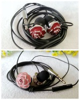 Потребительская электроника 3.5mm New arrive, 5pcs with Mic Earphone for Iphone 4 4S 5, for ipad mini, for ipod touch, for HTC Samsung, for Lenovo