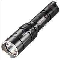 Nitecore SRT6 CREE XM-L (XM-L2 T6) LED 930Lumens Waterproof Led Flashlight Torch(1*18650/2*CR123)