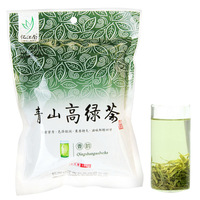 Good Tea green tea 125g skgs fried qingcha