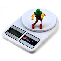 1PC Ultra-practical the 5KG plane electronic scales (QE-400) + Free Shipping
