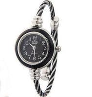 Women's Steel Wire Style Quartz Analog Bracelet Watch, high quality luxury brand watches, Swiss Military Watches
