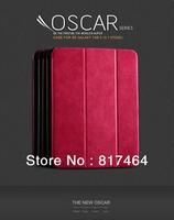 KLD Oscar Series Leather Case for Samsung Galaxy Tab 3 10.1 P5200 P5210 P5220, w/ Wake up / Sleep Function