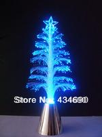 Star christmas tree fiber optic light novelty lamp toy light
