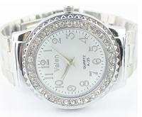 2013 summer new arrival brand fashion bracelets wristwatch women watch with diamond provide Free china post mail shipping