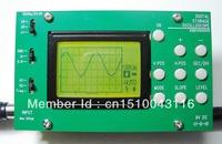 Free shipping alternative products --- virtual oscilloscope digital storage oscilloscope frequency meter