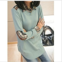 Free shipping hot promotion new women's clothing han edition sweater sweater loose sweater female coat