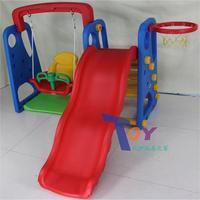 Three-in multifunctional indoor slide combination of swing baby indoor swing slide slippery slide