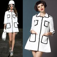Женские пуховики, Куртки Hot Selling Europe Fashion Fur Hooded Winter Slim Long Down Coas Fashion Parkas Outerwear F15152