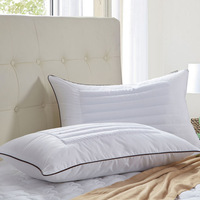 Lavender pillow health pillow single pillow cervical health care buckwheat hull pillow